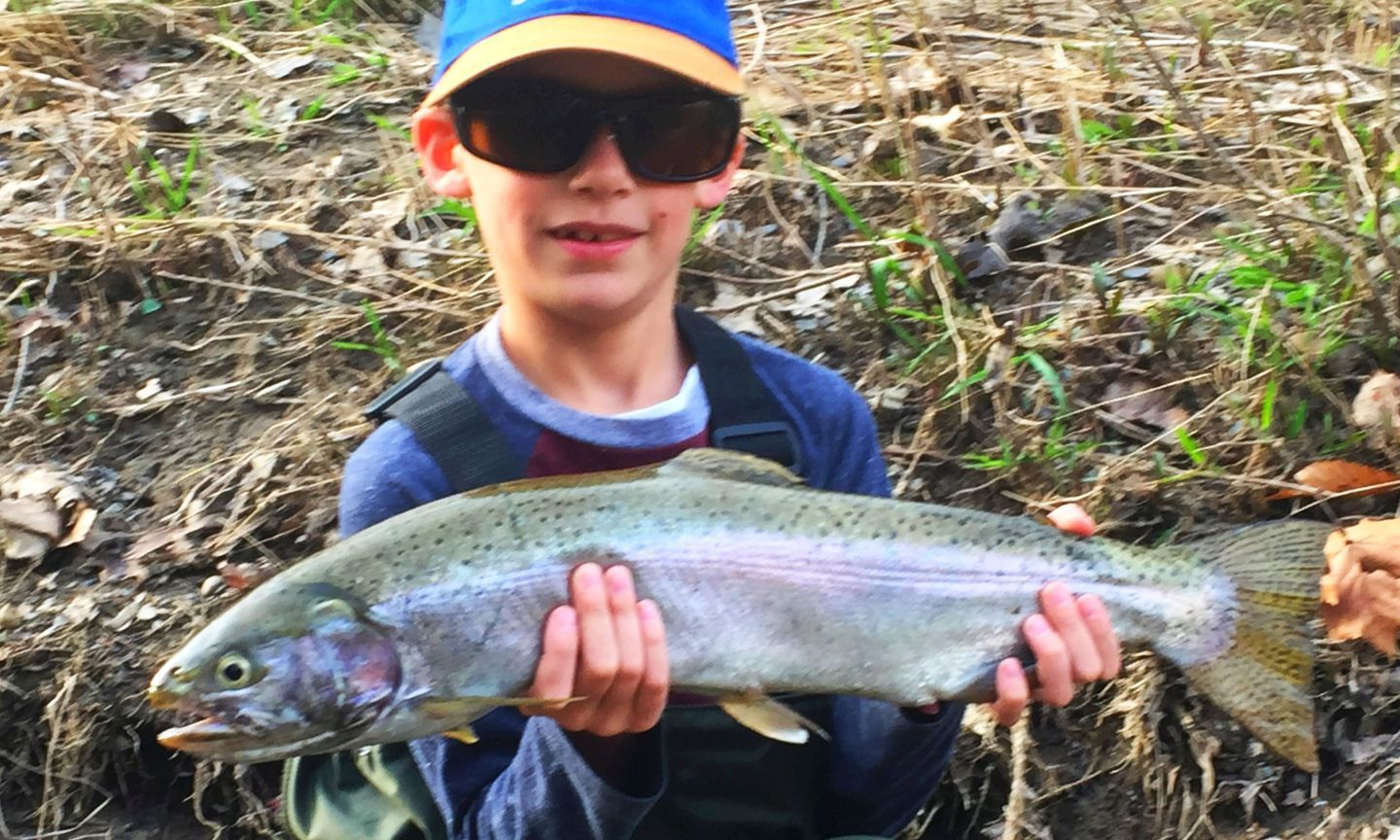 Lake Erie & Rocky River Fishing Reports | Cleveland