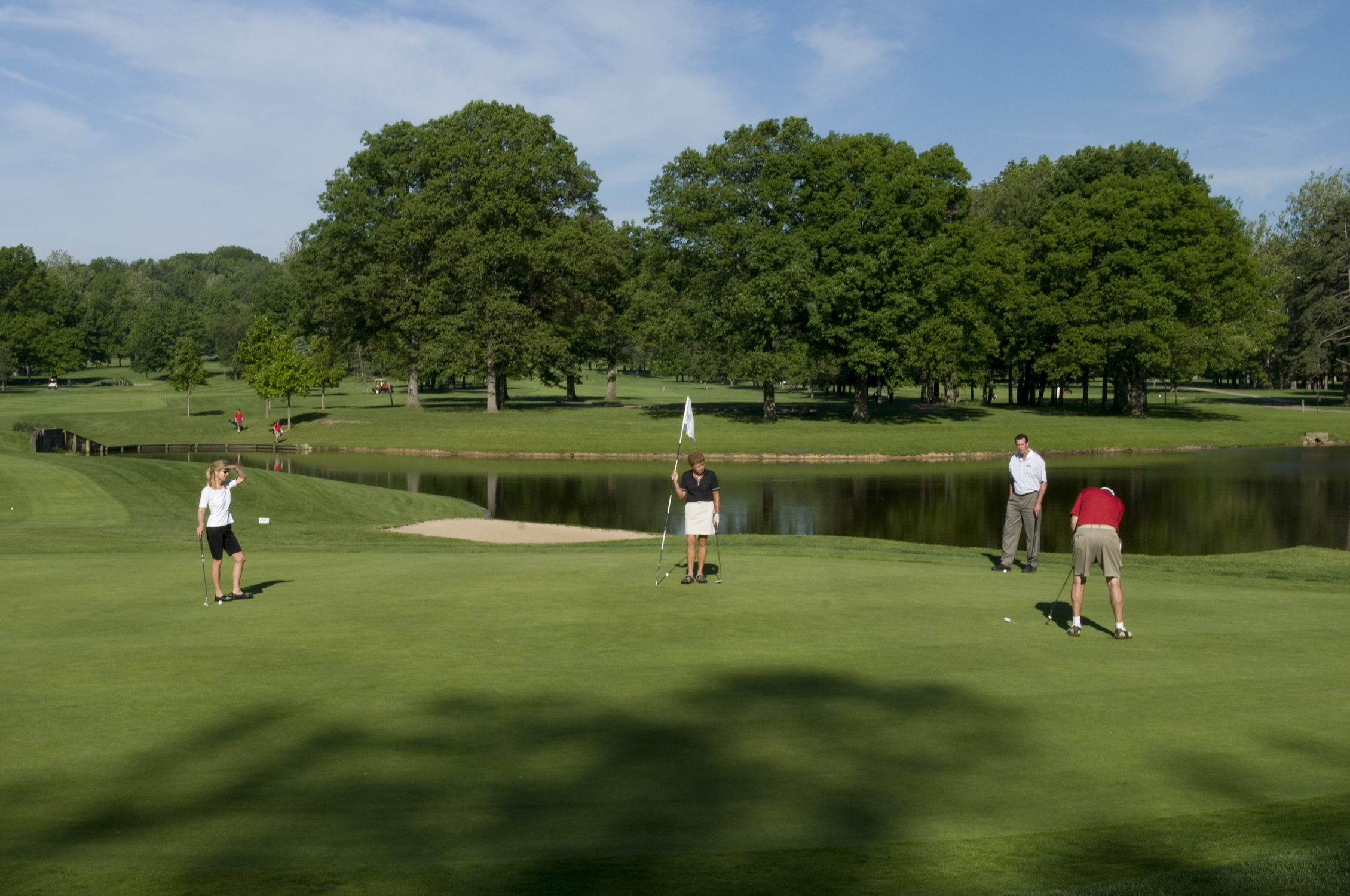 CLEVELAND METROPARKS 2014 GOLF SEASON TEES OFF MARCH 12