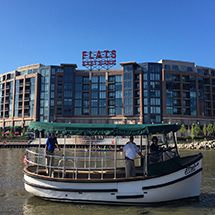 Safe Boating Season the Focus this Friday, May 27 on the Flats East Bank