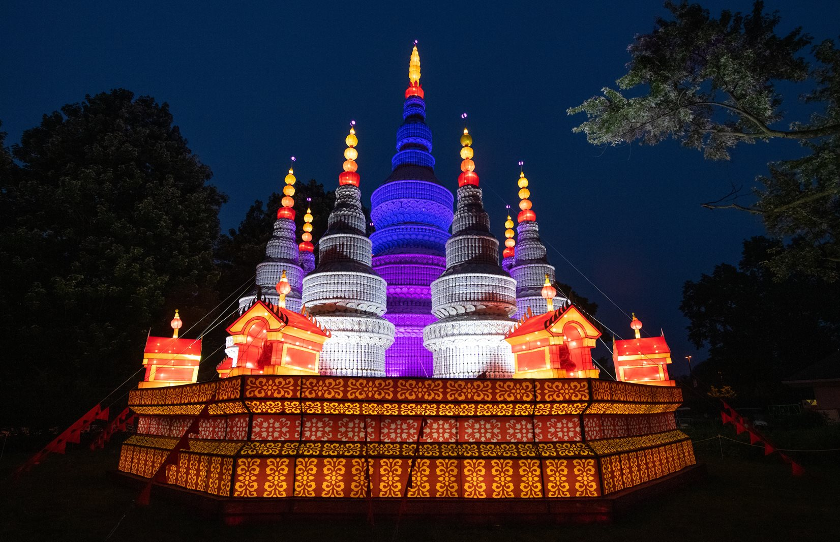 Cleveland Metroparks Zoo is Set for the Return of Asian Lantern Festival