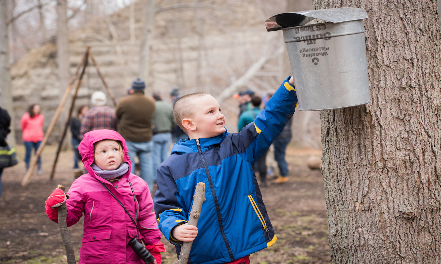 History of Maple Sugaring