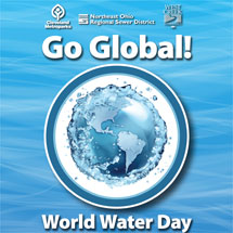 TAP INTO WORLD WATER DAY ON MARCH 22 AT CLEVELAND METROPARKS WATERSHED STEWARDSHIP CENTER