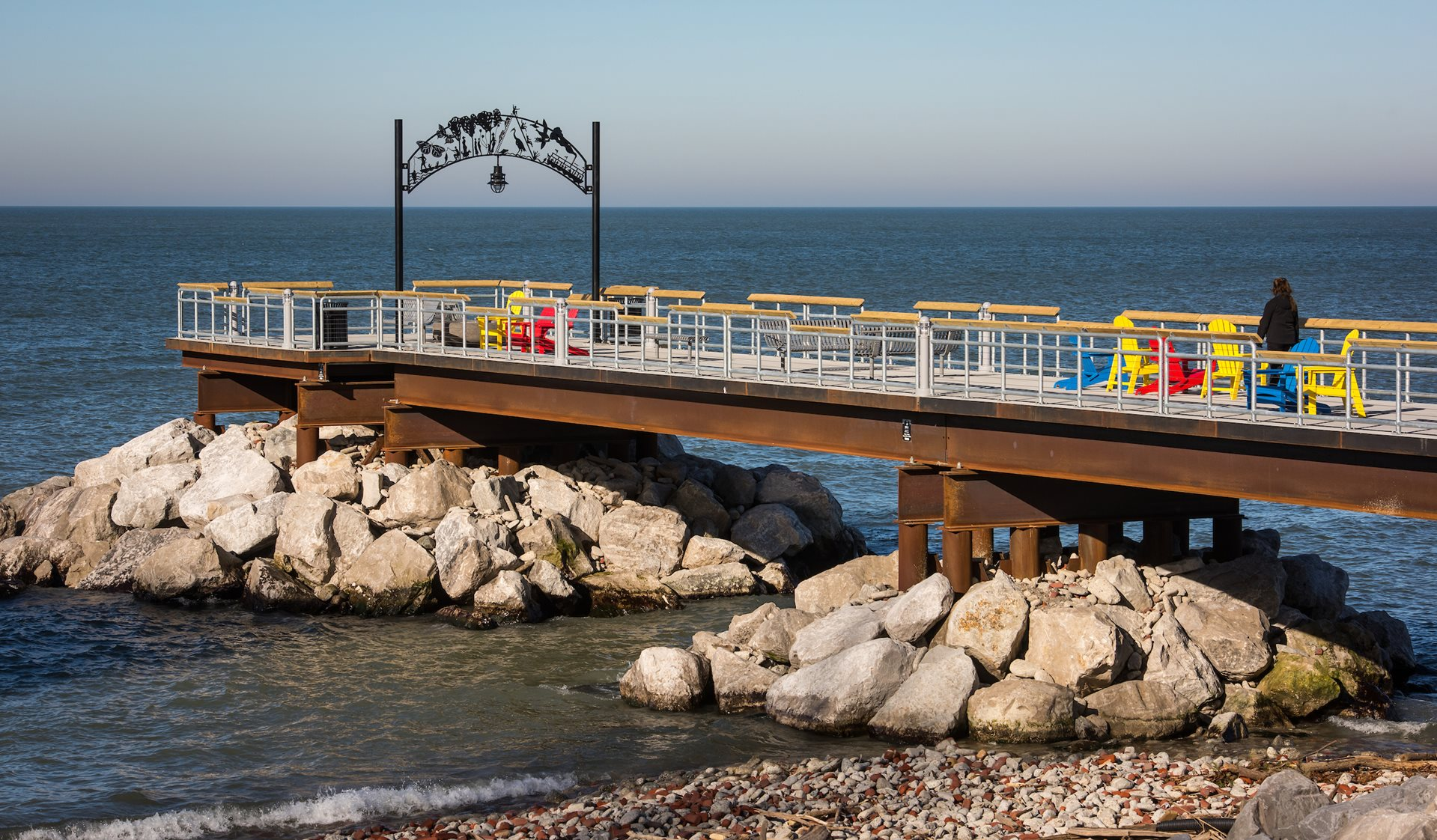 Cleveland Metroparks Celebrates Opening of Euclid Beach Pier