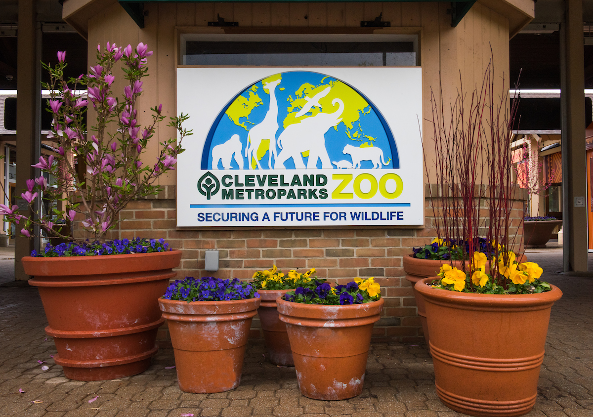 Horticulture at Cleveland Metroparks Zoo