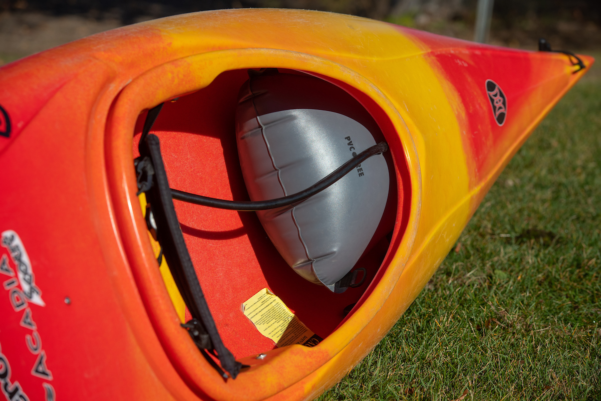 How to secure your kayak