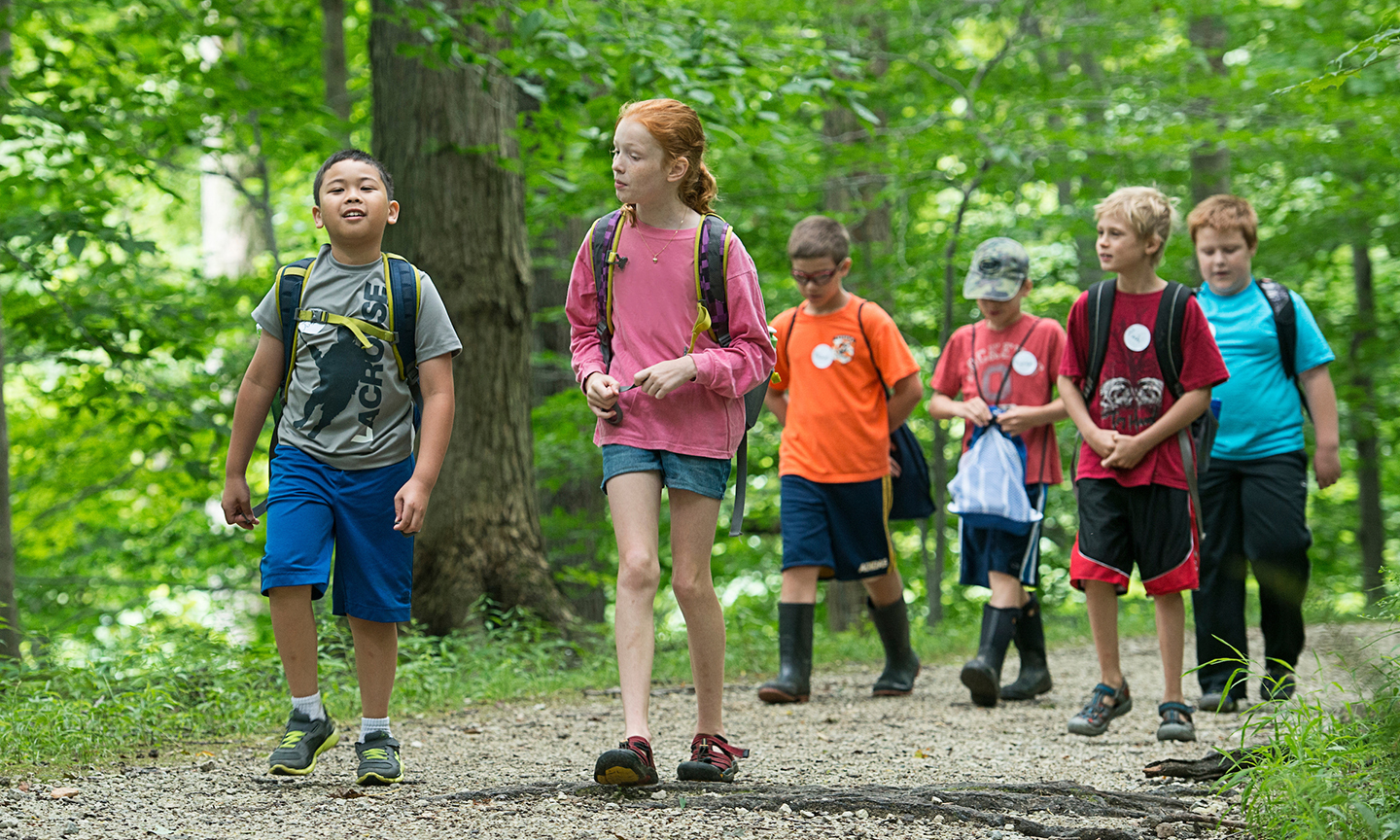 Summer Nature Camps