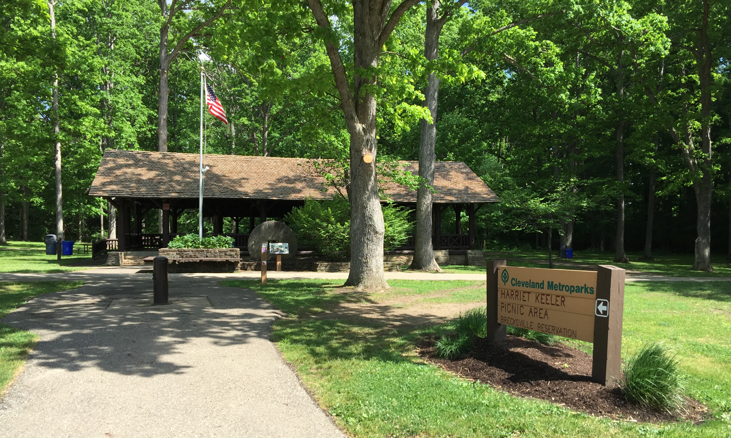 Harriet Keeler Memorial Picnic Area