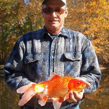 Rocky River Fishing Report - October 25, 2012