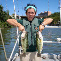 Rocky River Fishing Report - September 6, 2012