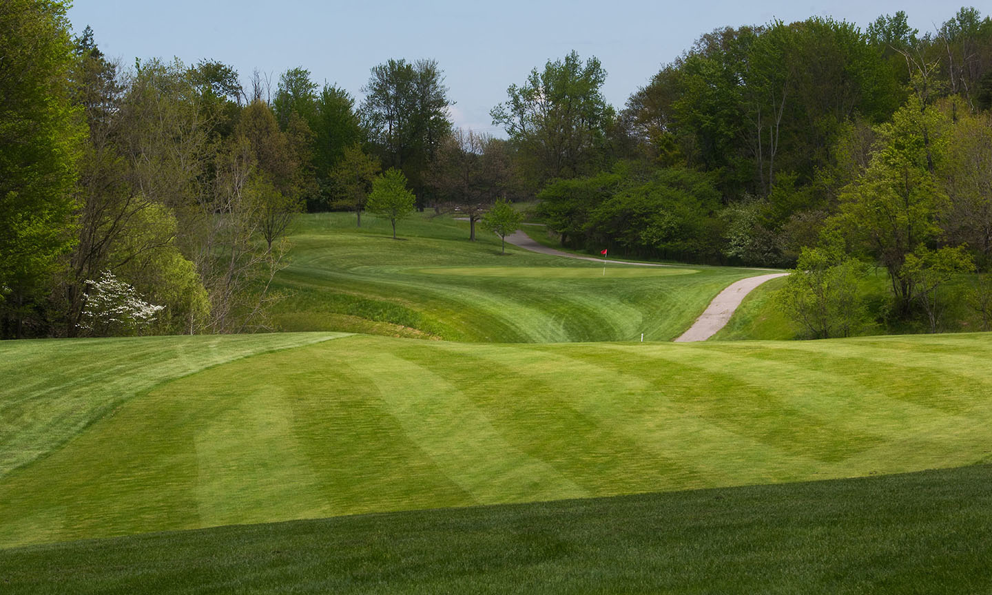 The Double Bogey Grille at Shawnee Hills