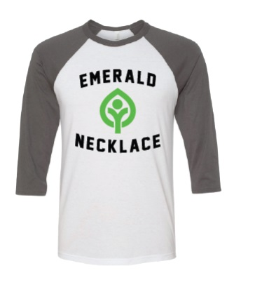 Emerald Necklace SS Tee