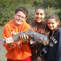 Rocky River Fishing Report - October 18, 2012
