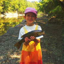 Rocky River Fishing Report - September 20, 2012