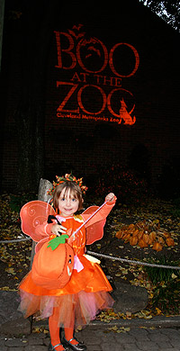 Gather the Ghosts & Goblins, Boo at the Zoo Returns