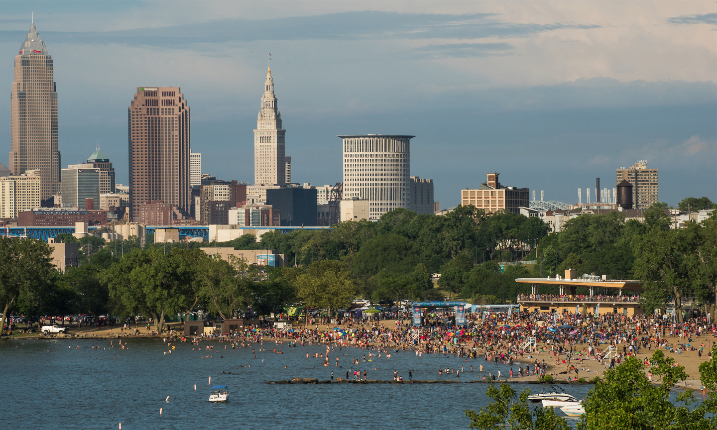 Cleveland Metroparks Rangers Increase Visibility Along Lakefront