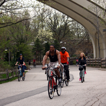 Take your bike on a Wild Ride through Cleveland Metroparks Zoo