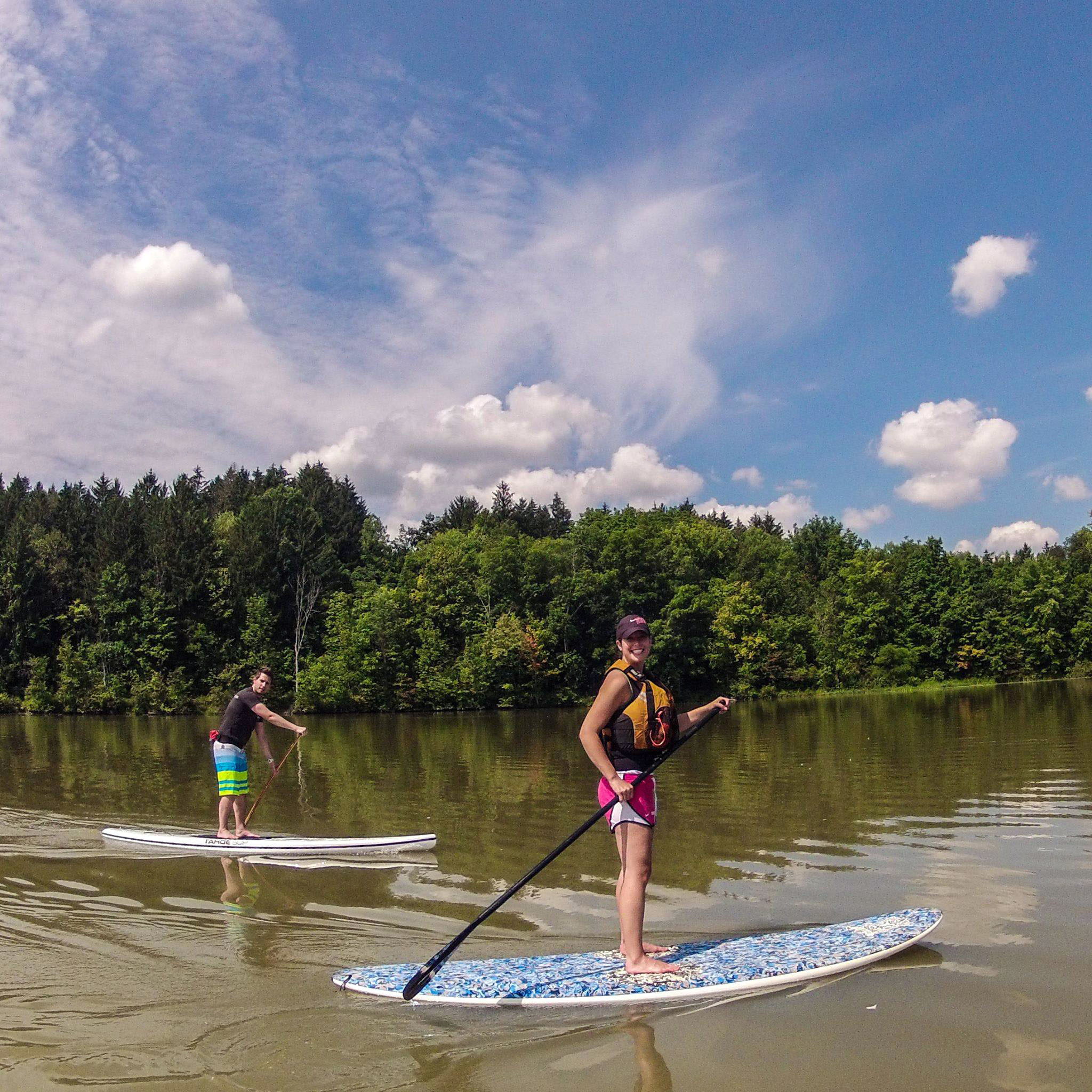 STAY FIT AND HAVE FUN WITH WATER RECREATION IN CLEVELAND METROPARKS