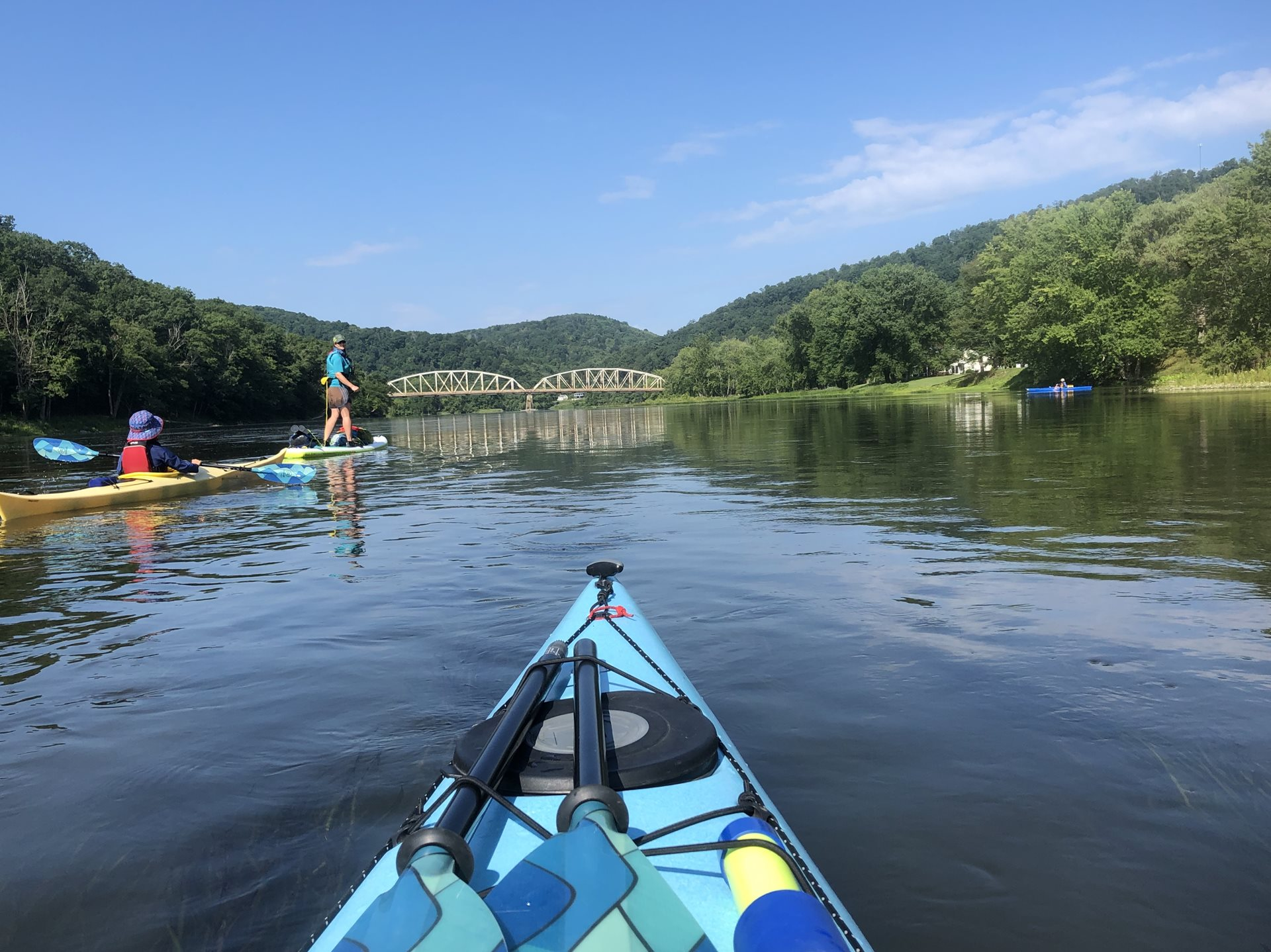 Skills and Thrills - Paddling the Allegheny River & Lake Erie Water Trail