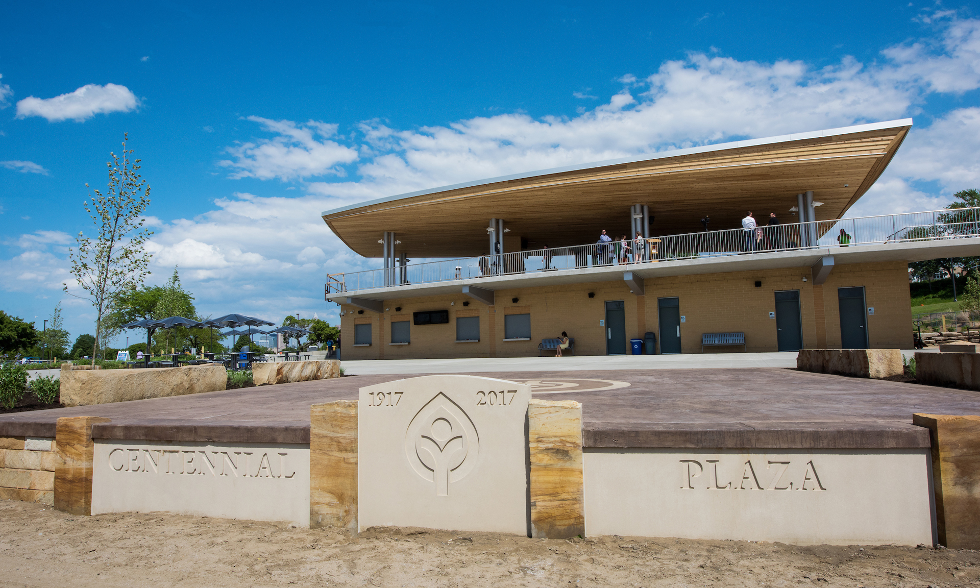 Cleveland Metroparks Edgewater Beach House Now Open