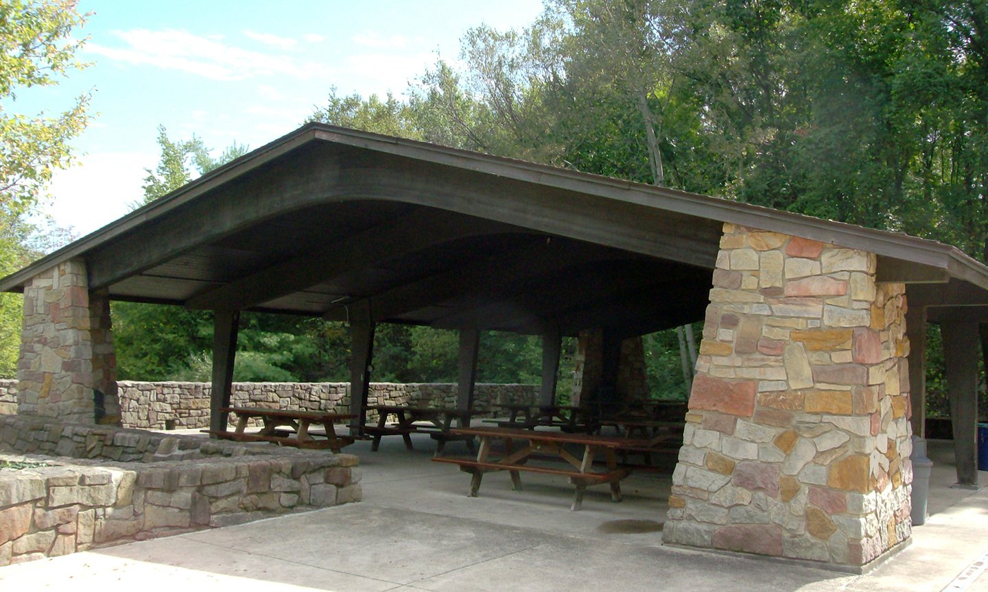 Royalview Reserved Shelter