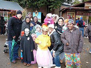 Boo at the Zoo puts kids and families in the Howl-O-Ween spirit