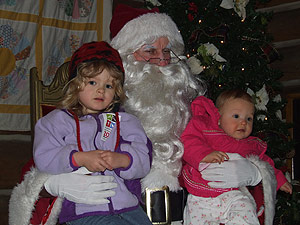 Join Santa Claus for Breakfast in The RainForest at Cleveland Metroparks Zoo