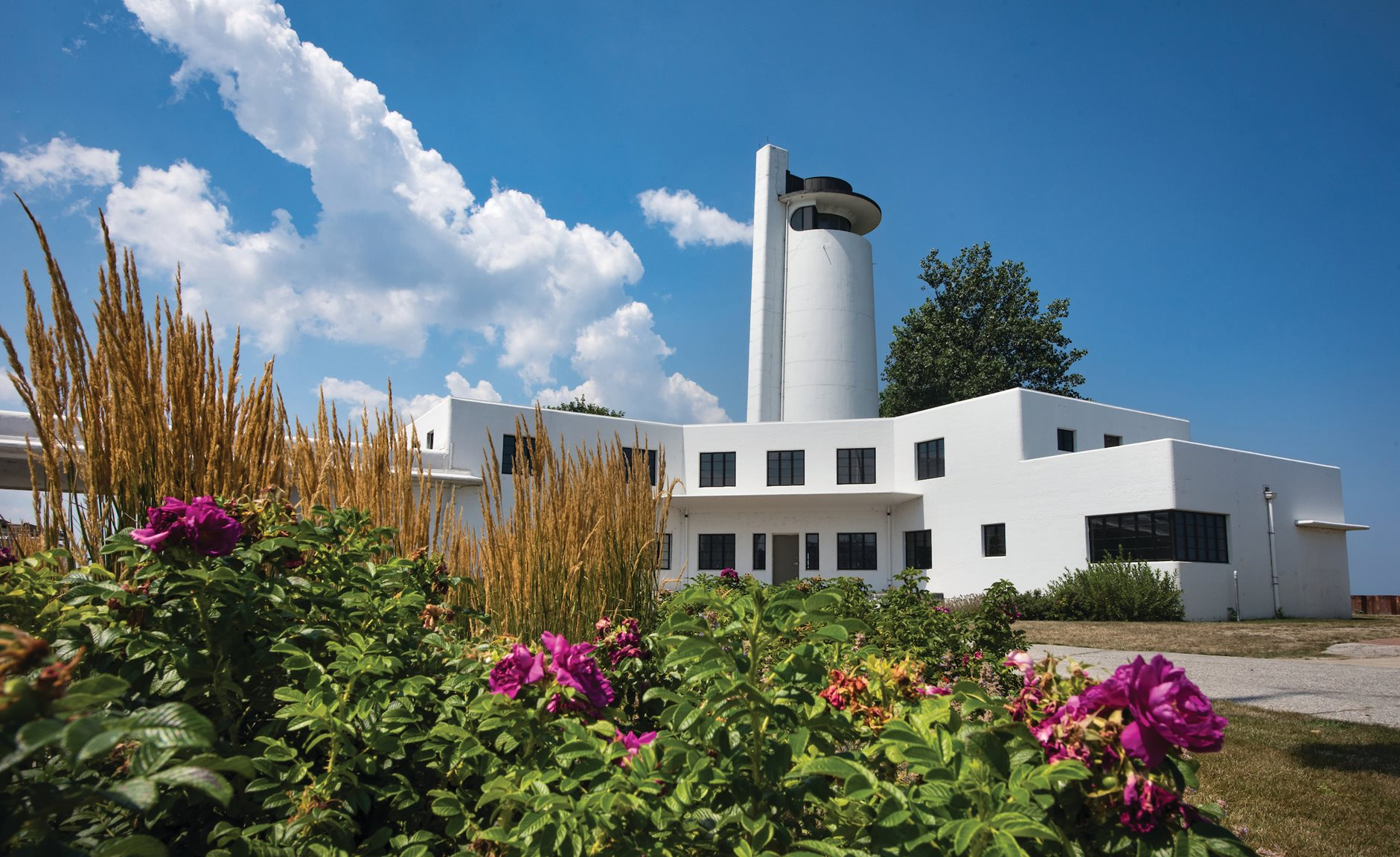 Cleveland Metroparks Completes Phase One in Restoration of Historic Former Coast Guard Station