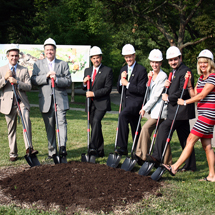 Cleveland Metroparks breaks ground for world-class event center at world-class Zoo