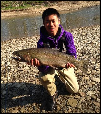 May 7 2015 cleveland metroparks for Cleveland fishing report