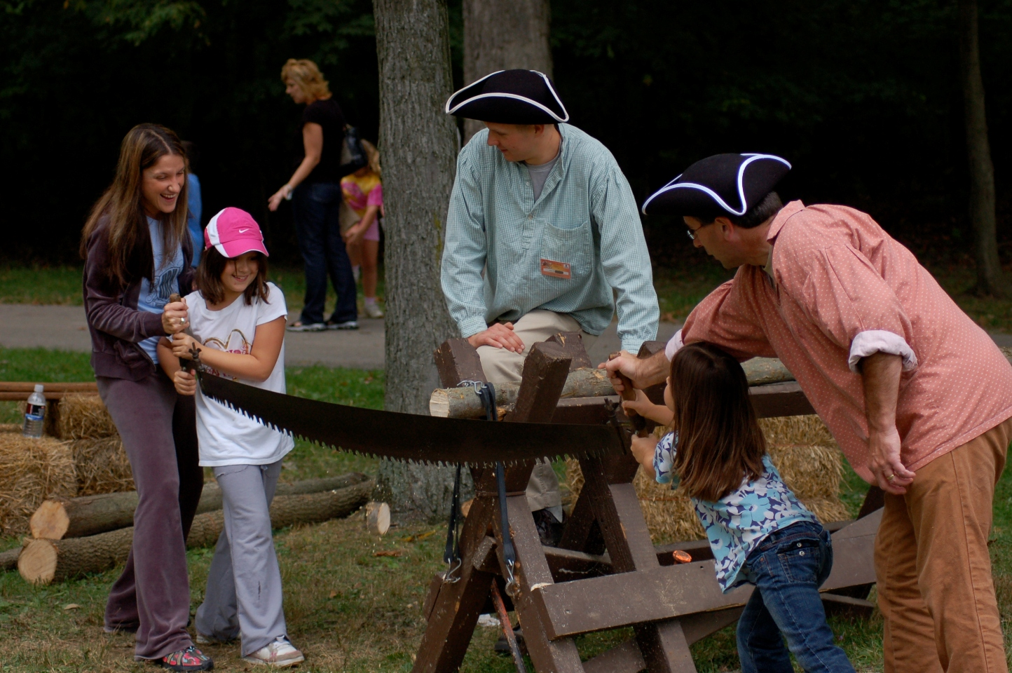 CLEVELAND METROPARKS FREE FALLFEST OFFERS A GLIMPSE INTO LIFE  DURING THE DAYS OF THE PIONEERS
