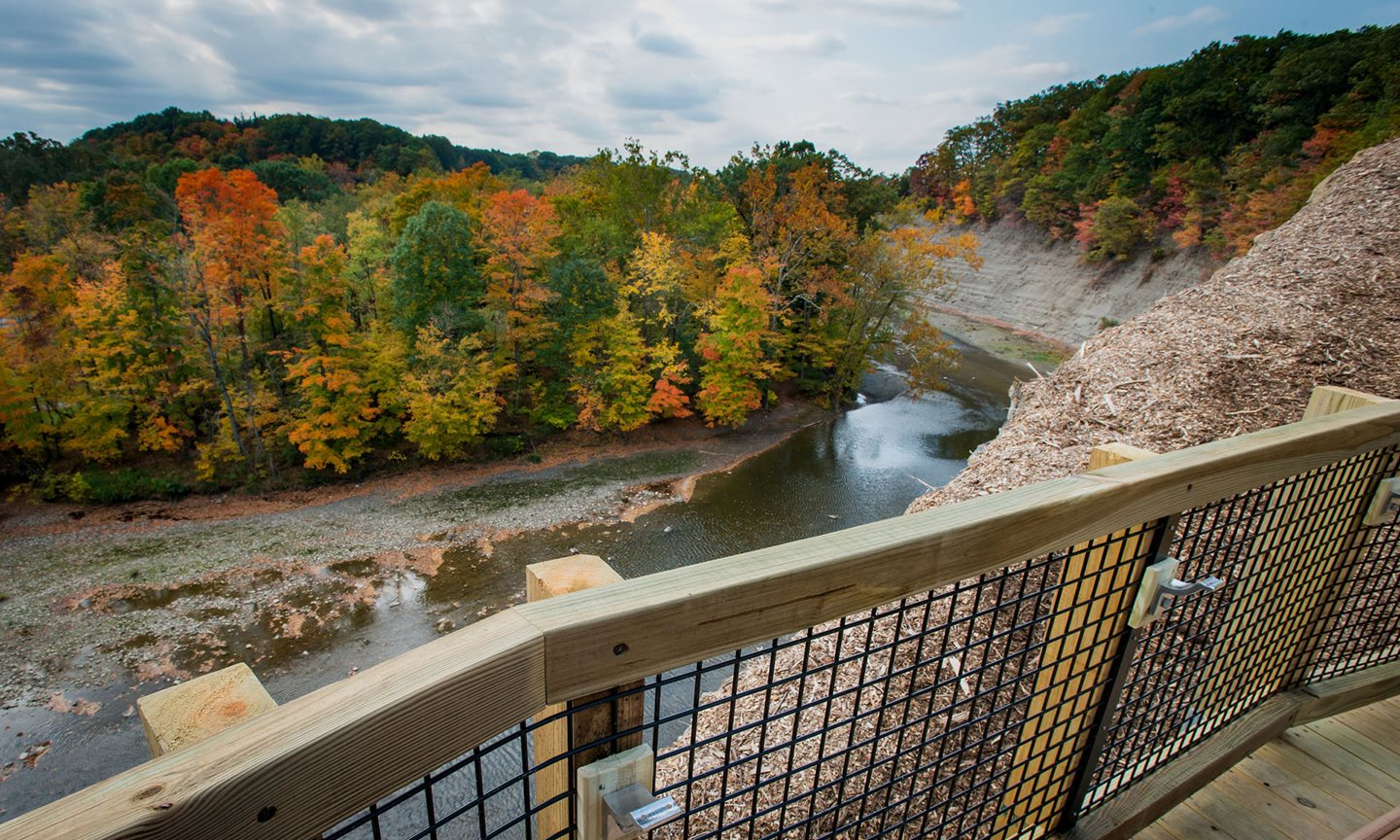 Rocky River Reservation Enhancement Fund