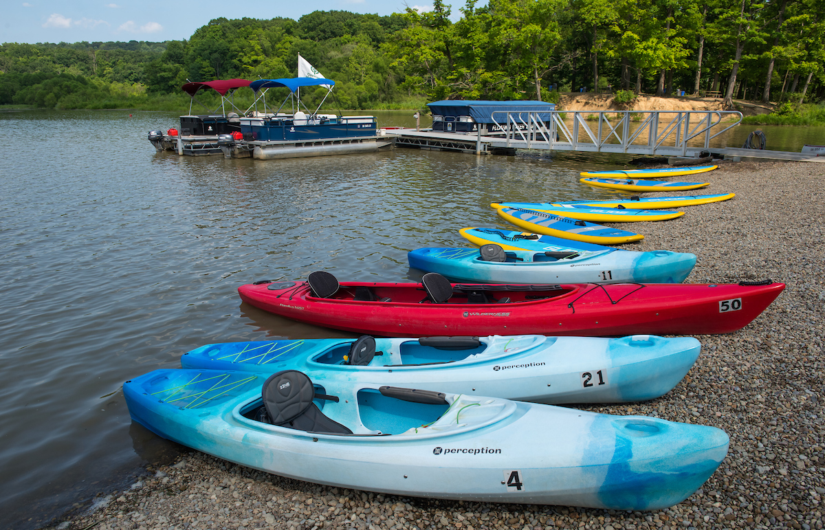Preparing your kayak and SUP