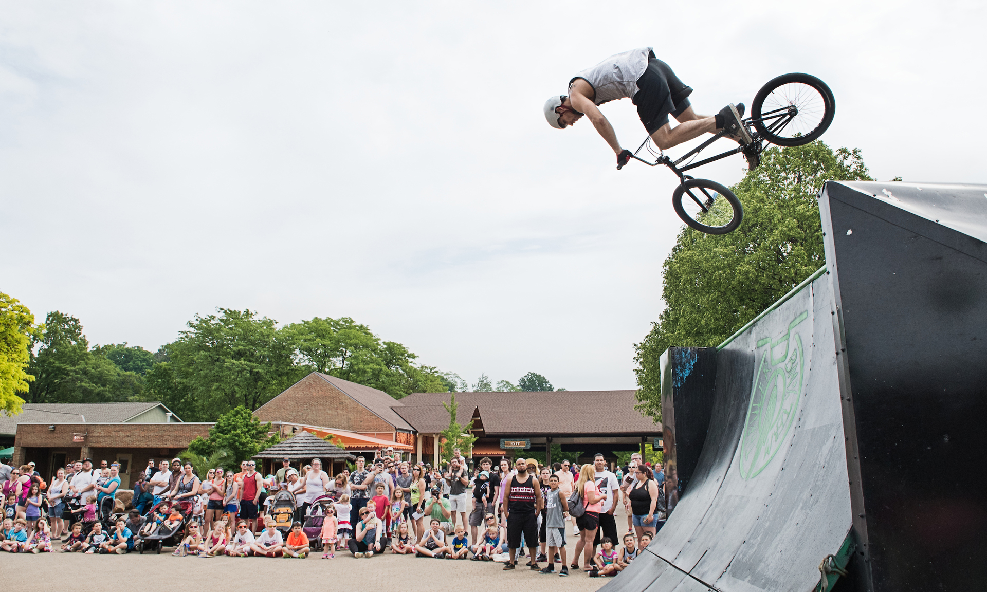 This Weekend Cleveland Metroparks Zoo Transforms Into a Giant Playground - Kick-off summer with the family at KidsDays presented by Giant Eagle
