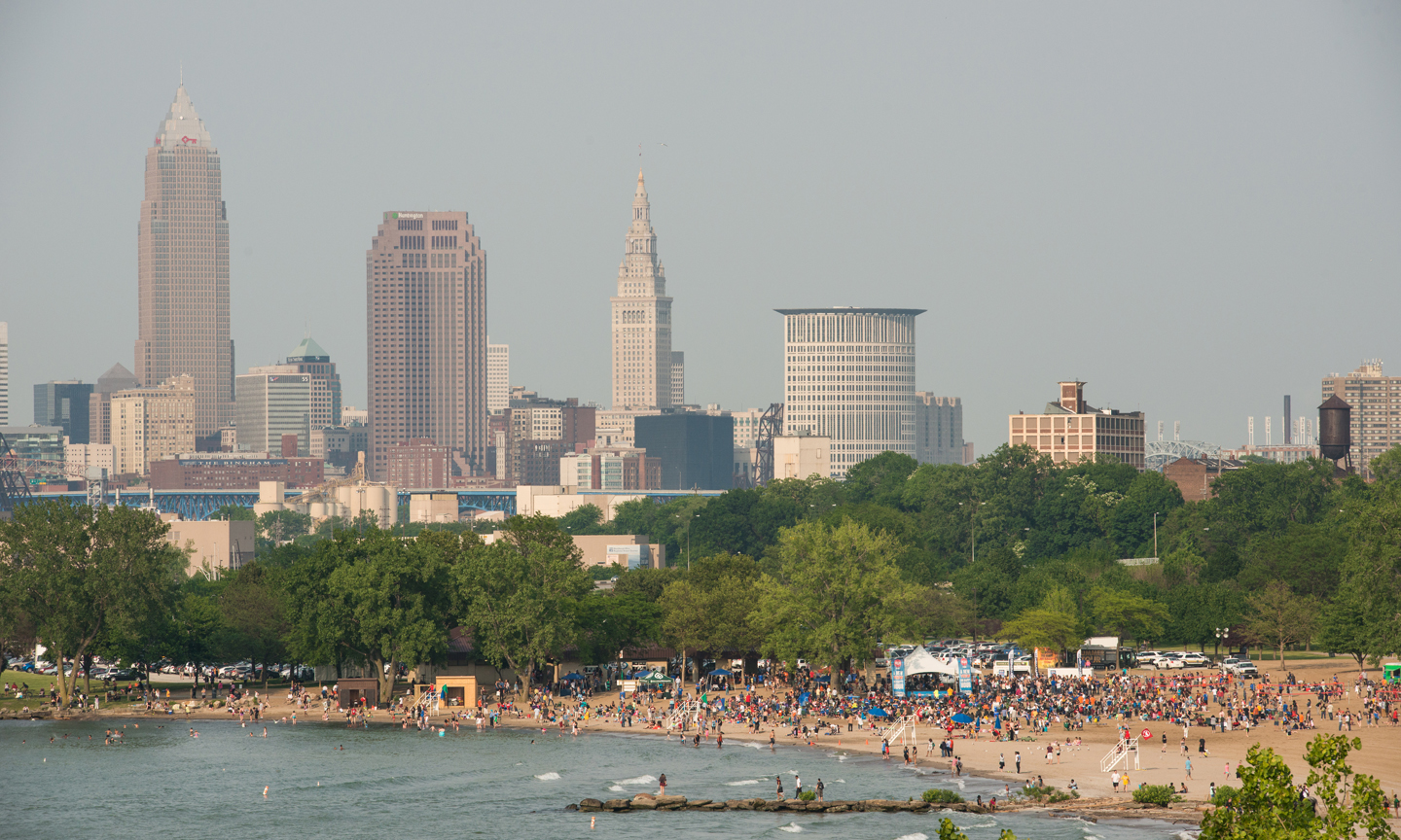 Cleveland Metroparks popular lakefront concert series Edgewater LIVE and Euclid Beach LIVE return