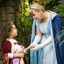 Fairytales and Frogs at Cleveland Metroparks Zoo is a hop, skip and less than a month away