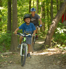 NEW CLEVELAND METROPARKS MOUNTAIN BIKE/HIKE TRAIL  OPENS SATURDAY, JUNE 7