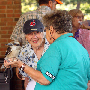 Seniors get free admission to Cleveland Metroparks Zoo on May 31