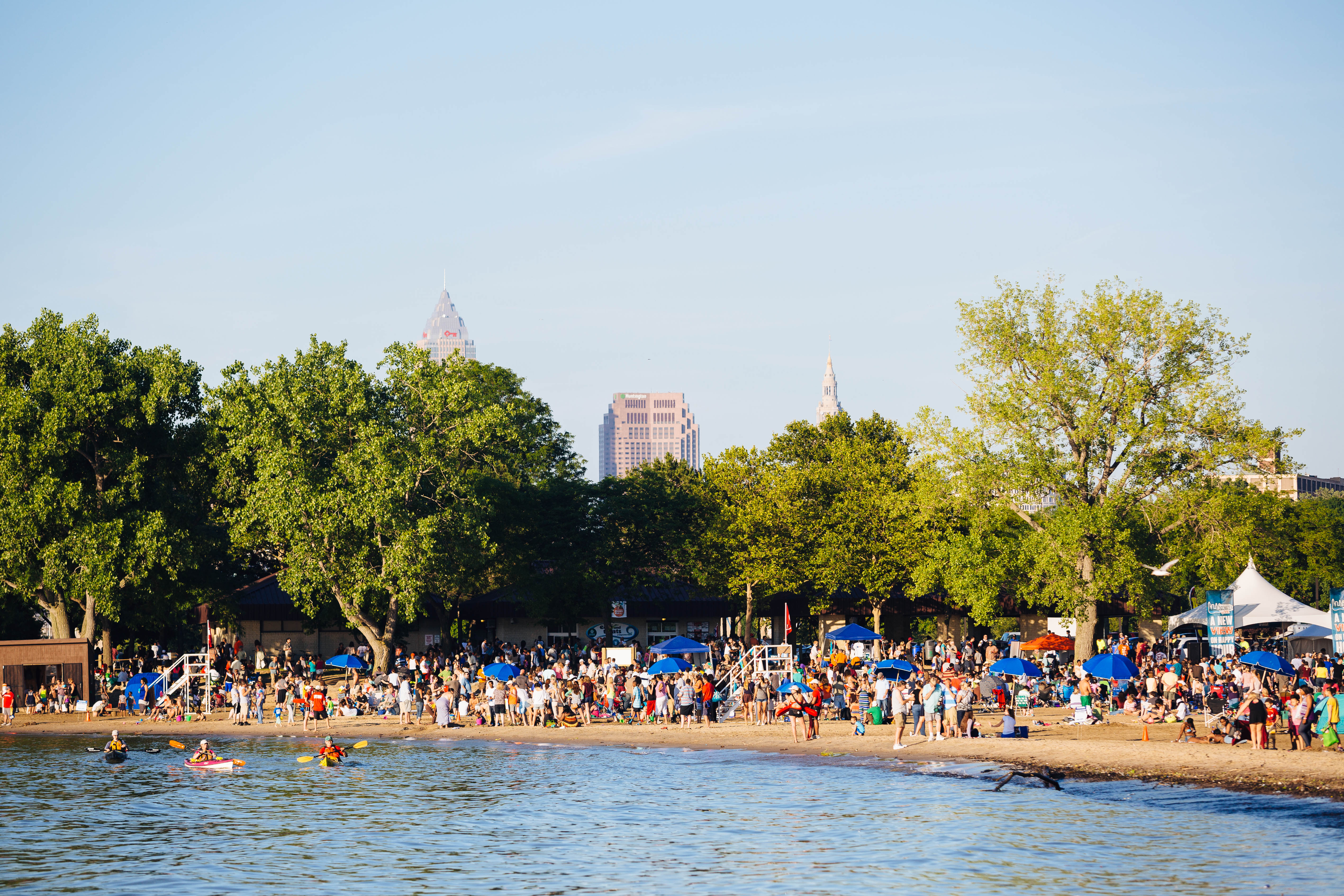 CLEVELAND METROPARKS TO HOST PUBLIC MEETINGS ON FUTURE OF LAKEFRONT PARKS