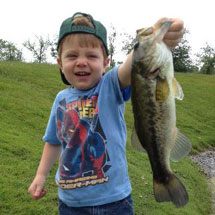 Rocky River Fishing Report - July 2013