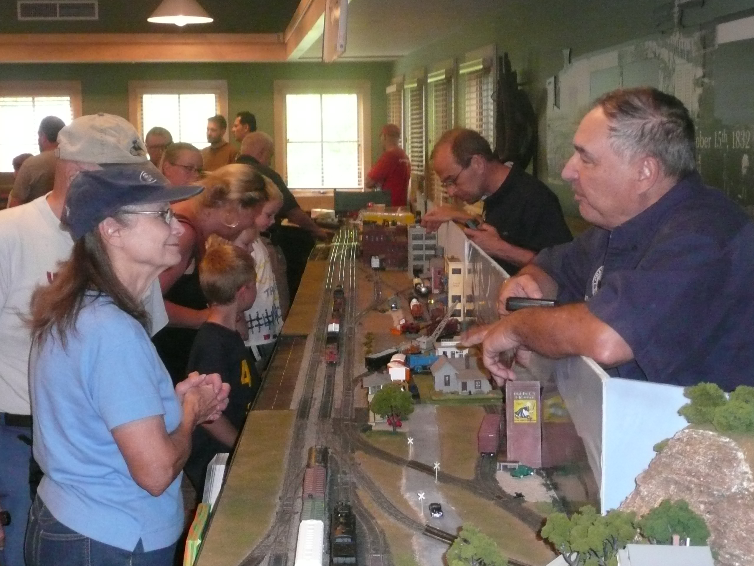 ALL ABOARD! A NEW RAILROAD-THEMED WEEKEND CHUGS INTO CLEVELAND METROPARKS CANALWAY CENTER