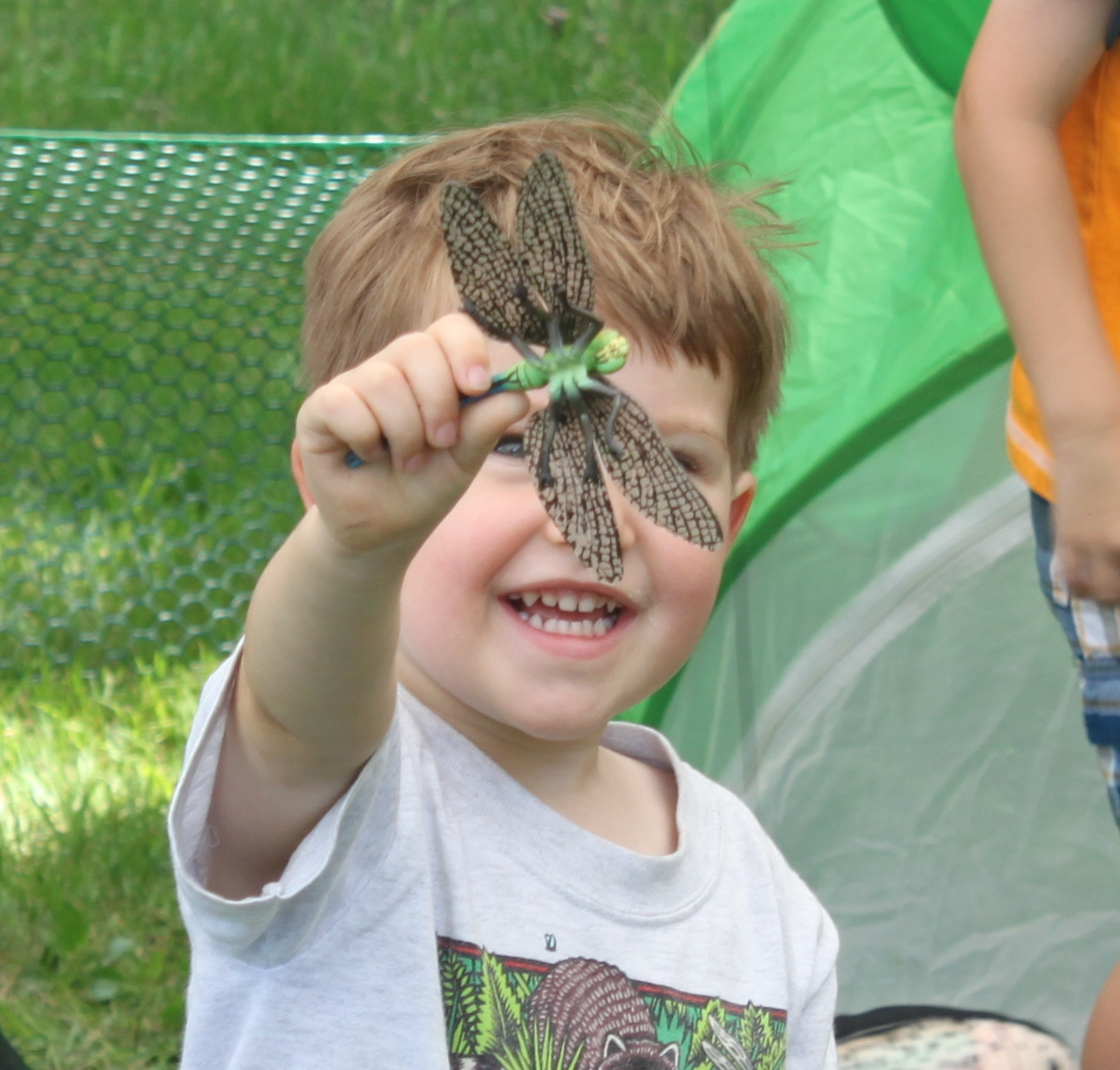 CLEVELAND METROPARKS KNEE HIGH NATURALIST EVENT IS A PERFECT FIT FOR KIDS AGES 2 TO 6