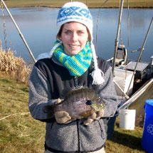 Rocky River Fishing Report - November 29, 2012