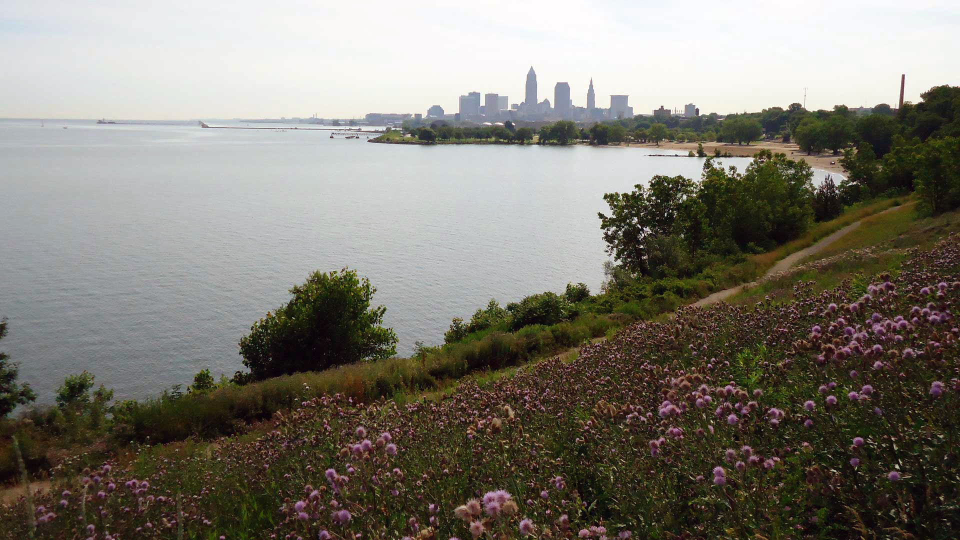 LAKEFRONT PARKS, WEST CREEK RESERVATION AND LEVY PASSAGE TOP ACHIEVEMENT LIST FOR CLEVELAND METROPARKS IN 2013