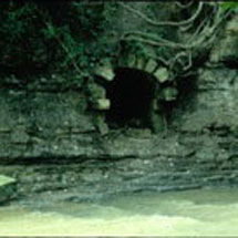 Mystery Cave of Cedar Point Valley