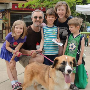 Pet adoption event Meet Your Best Friend at the Zoo is June 9
