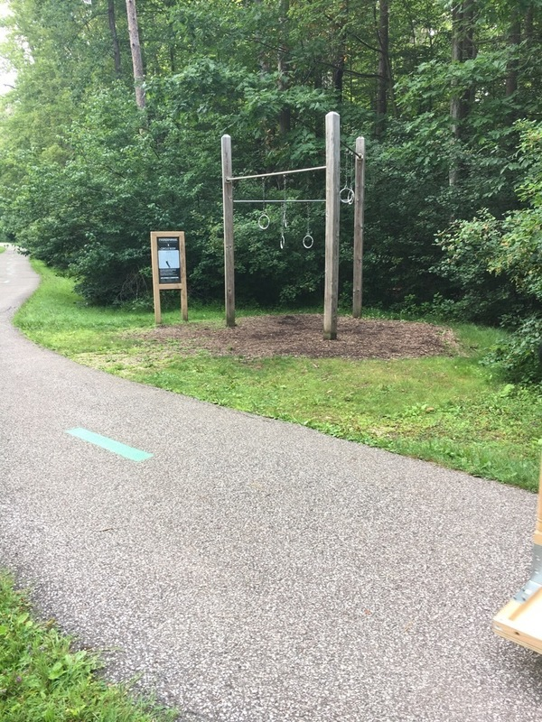 South Chagrin Physical Fitness Trail