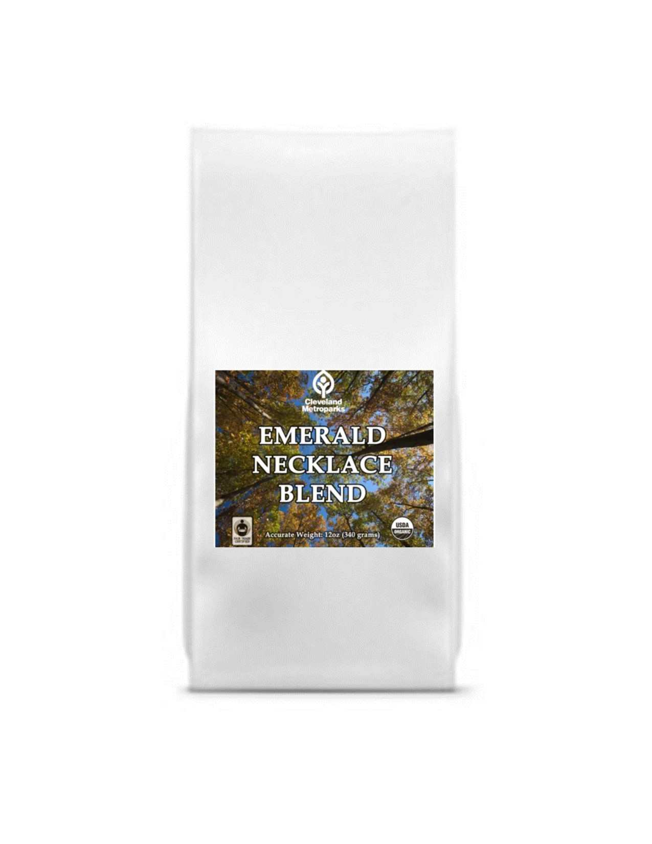 Emerald Necklace Blend Ground Coffee