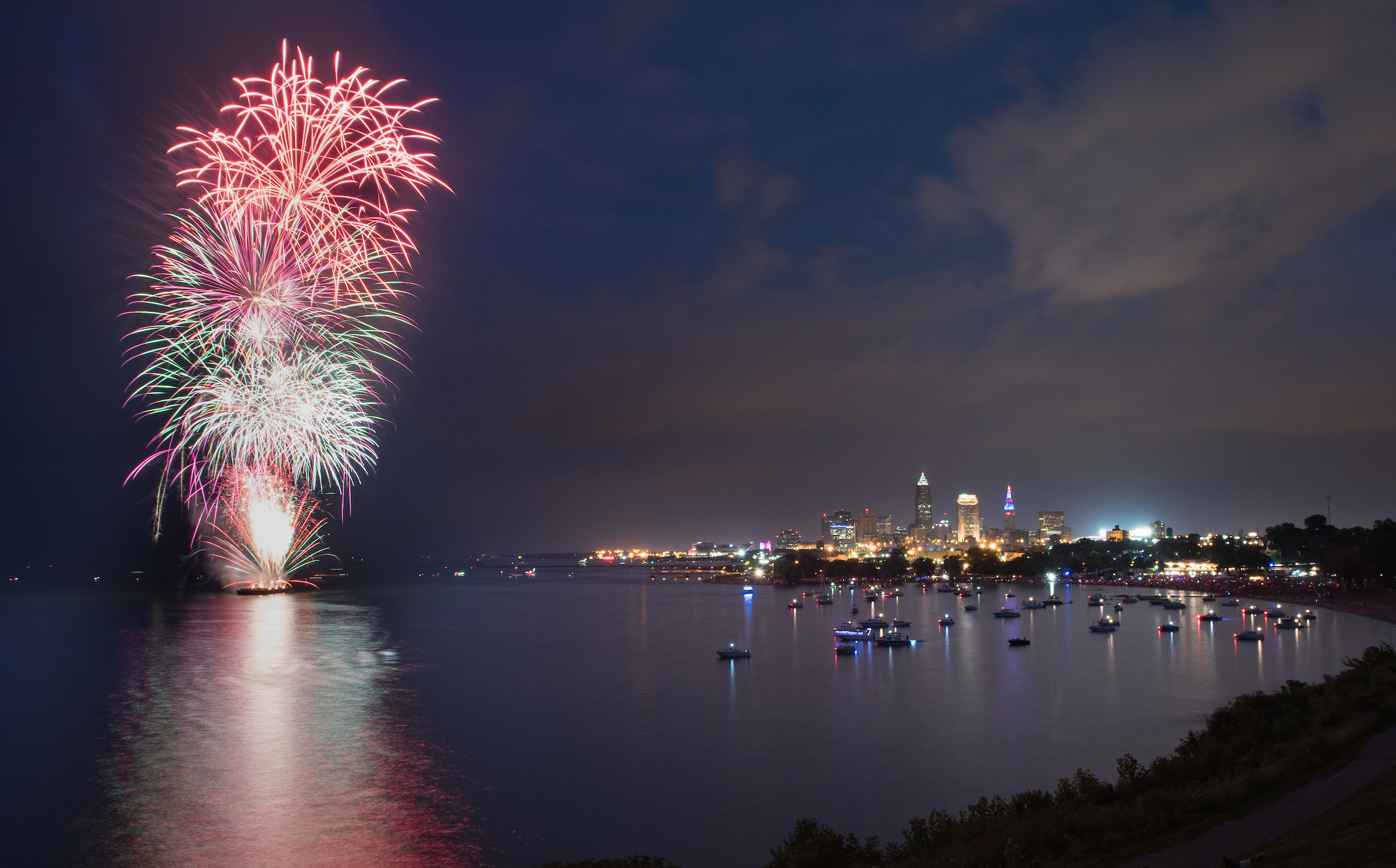 Cleveland Metroparks Safety Tips for the Fourth of July