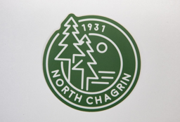 North Chagrin Sticker