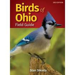 Birds of Ohio 3rd Edition Field Guide